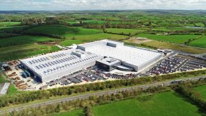 Combilift new 11 acre site awarded ISO 14001 & OHSAS 18001